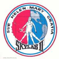 Skylab 2 Wives Decal